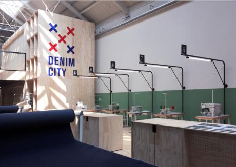 Denim City 1 - Joanne Schouten