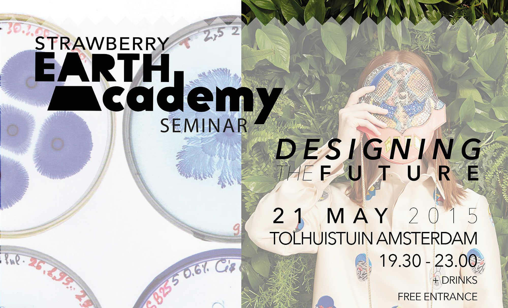 Strawberry Earth Academy - Joanne Schouten